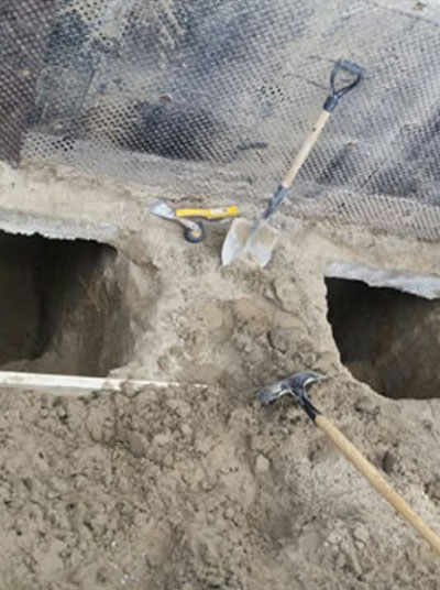 Underpinning Melbourne - Project Glen Waverley
