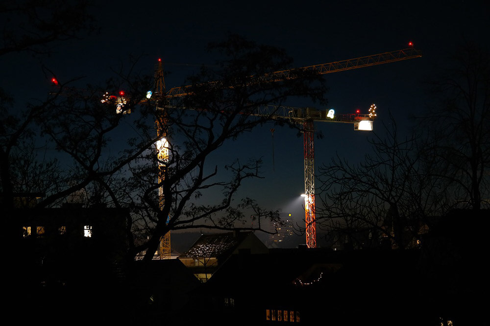 Technology and Night Construction